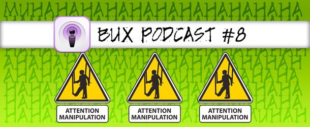 Better User Experience Podcast #8: How to manipulate users (Muhahaha…)