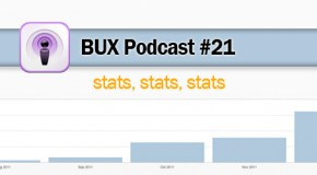 Better User Experience Podcast #21: Stats, Stats, Stats