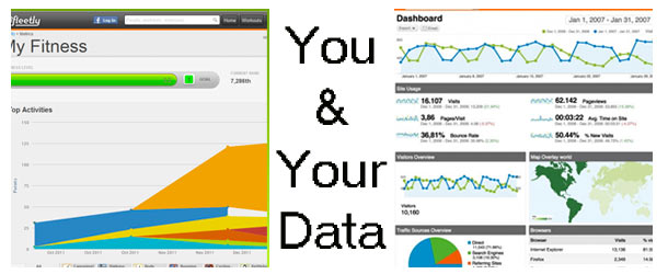 Personal Analytics: You and Your Data