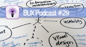 Better User Experience Podcast #29: Grab Bag &#8211; LessConf, Know Thyself, IA &#038; Card Sorting