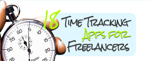 Survey of 18 Time Tracking Tools for Freelancers