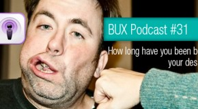 Better User Experience Podcast #31: How long have you been beating your Designer?