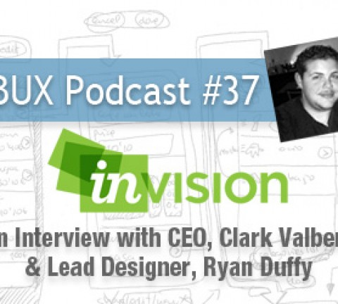 BUX Podcast 37: An Interview with InVision