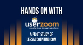 Hands On with the User-Testing Suite UserZoom