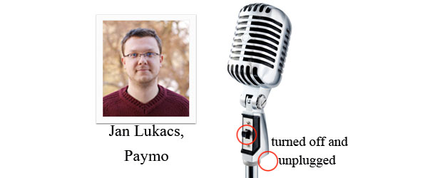 BUX Podcast #42: Newman's (almost) conversation with Jan Lukacs of Paymo