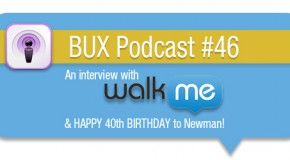 BUX Podcast #46: An Interview with WalkMe
