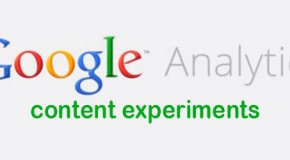 "Google Website Optimizer Grows Up: Is Integrated Into Google Analytics as ""Content Experiments"""