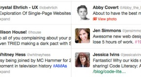 6 Amazing UX Women You MUST Follow on Twitter