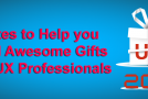 9 Websites to Help you Find Awesome Gifts for UX Professionals