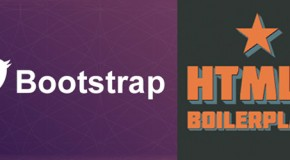 The Rundown on Front-End Web Design Templates: Twitter Bootstrap, HTML5 Boilerplate, and More