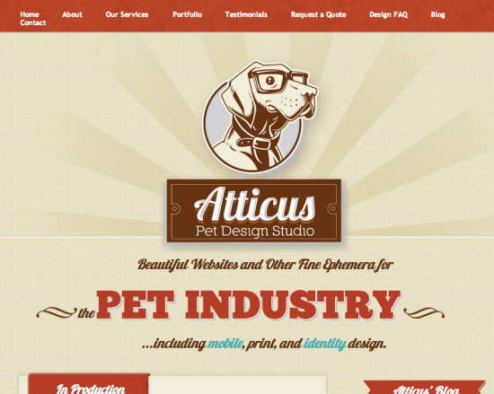 Atticus Pet Design