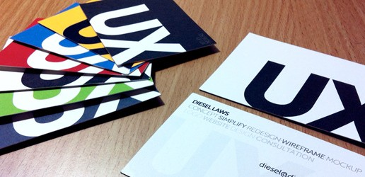 BUX Podcast 91: UX Business Cards: What Does Putting UX In Your Job Title Mean?