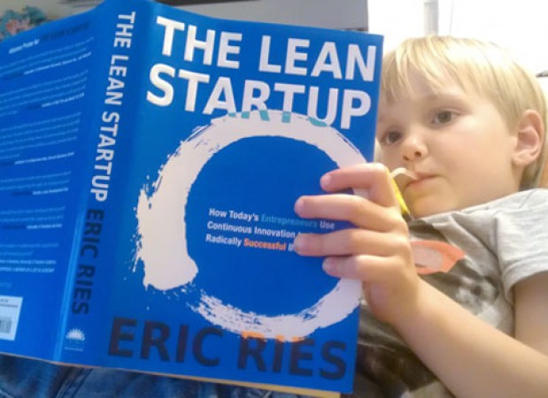 podcast98 - thinking like a lean startup