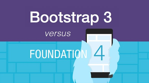 twitter-bootstrap-3-vs-foundation-4
